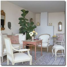Gustavian Style Summer Time