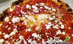 Ranchera Pizza @ Talula's - Asbury Park, NJ