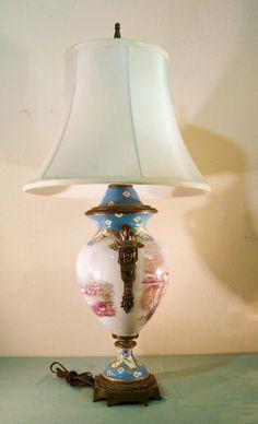Sevres Porcelain Vase, by Jacob Petit.