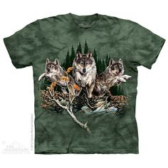 Find 12 Wolves T-Shirt $22.00 Use code: NWC15 for 15% off. The Mountain T-shirts.