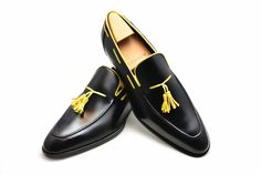 #Aubercy - Dorian - Mocassin - Ligne Prestige - Sur commande - Made to order - Veau - Calfskin - #Dapper - #Men - #Shoes