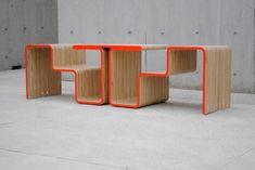 Twofold Bench par After Architecture - Journal du Design
