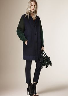 Classic English Collection, really cute - Burberry Prorsum Automne-hiver 2015-2016