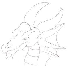 I had fun drawing this Dragon last night. #dragons #drawing #doodle #fun