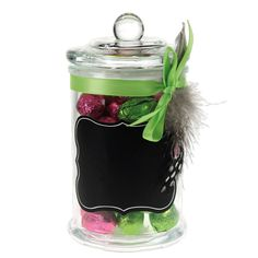 Sinellin lasipurkeista saat koristelmalla kauniita lahjoja ja tuliaisia. Tarvikkeet ja ideat Sinellistä!