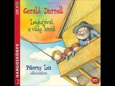 Gerald Durrell: Léghajóval a világ körül - hangoskönyv Gerald Durrell, Baseball Cards, Youtube, Products, Africa, Youtubers, Gadget, Youtube Movies