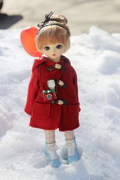 Do you love snow? by ♥YinYin♥ on Flickr.
