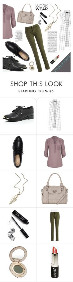 """The Perfect Blouse with maurices: Contest Entry"" by artistic-biscuit ❤ liked on Polyvore featuring maurices, River Island, Bobbi Brown Cosmetics, Tinsel, Jane Iredale and Boohoo"