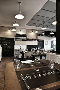 La Cucineria Restaurant, Rome, Italy. Architects: Mohamed Keilani, Luca Gasparini