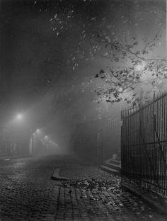 Nicolas Yantchevsky, Paris la nuit, 1953-1956