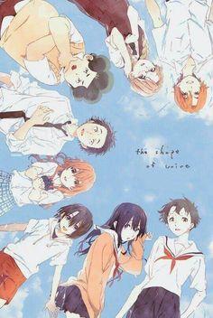 Koe No Katachi (A Silent Voice) I love this film so much! - Koe No Katachi (A Silent Voice) I love this film so much! Manga Anime, Anime Amor, Film Anime, Art Anime, Anime Kunst, Anime Love, Awesome Anime, Kawaii Anime, Koe No Katachi Anime