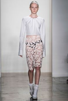 Louise Goldin Spring 2014 Ready-to-Wear Collection Photos - Vogue