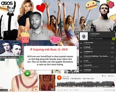 Share your taste of music #music @asos.com #fashionretail