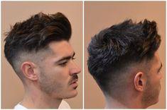 #pelazo Asian Short Hair, Short Hair Cuts, Short Hair Styles, Hairstyles Haircuts, Haircuts For Men, Gents Hair Style, Fade Haircut, Hair And Beard Styles, Hair Looks