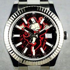 Alec Monopoly X Rolex Info@guyhepner.com