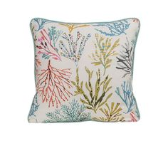 Dekoračný vankúš Coral Party 45x45 cm - Vivrehome.sk Coral Party, Mobiles, Desktop, Tapestry, Throw Pillows, Deco, Terrace, Hanging Tapestry, Balcony