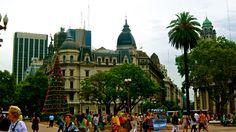 La Plaza de Mayo, Buenos Aires