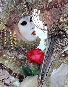 Venetian Masks....