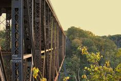 Train Bridge near Wilmore, Ky