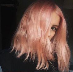 Blorange Ombre Hair Dye Trend, New Rose Gold Instagram
