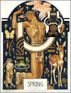 Vintage et cancrelats: JC Leyendecker