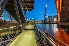 Shard of Glass, London, UK. Image by David Gutierrez Photography, London Photographer. London photographer specialising in architectural, real estate, property and interior photography. http://www.davidgutierrez.co.uk #realestate #property #commercial #architecture #London #Photography #Photographer #Art #UK #City #Urban #Beautiful #Interior #Arts #Cityscape #Travel #Building #Street #TheShard #Bridge