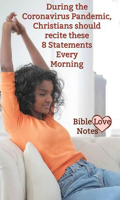 8 Statements straight from Scripture that every Christian should recite daily. These truths will fill our souls with peace, joy, and faith. Prayer Scriptures, Bible Prayers, Faith Prayer, Prayer Quotes, My Prayer, Bible Verses, Prayer Board, Bible Quotes, Prayer Room