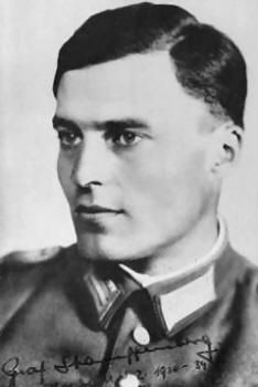 C. von Stauffenberg  the man who attempted to kill Hitler