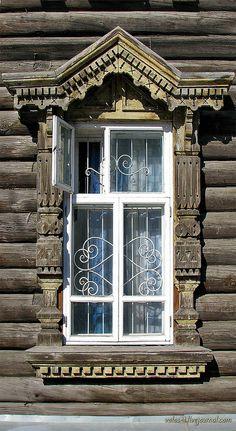 Томские кружева. Часть 8: пр.Фрунзе / Tomsk Wooden Architecture