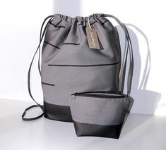 Toteż bag / backpack Natalatrala