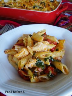 ONE OF THE BEST PASTA BAKES YOU WILL EVER MAKE!!