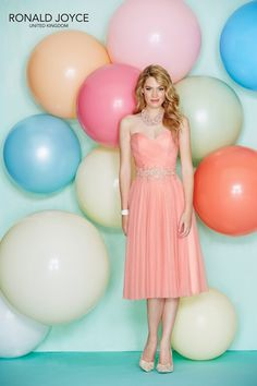 Ronald Joyce has the wide collection of bridesmaid wedding dresses and gown in UK. It is very comfortable and can be worn for many occasions. It has beading compliment a stunning colour palette. For more information visit : http://www.ronaldjoyce.com/en/collections/bridesmaids/29154#.VpXDFV6Y48o