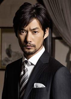 Takenouchi Yutaka 竹野内豊