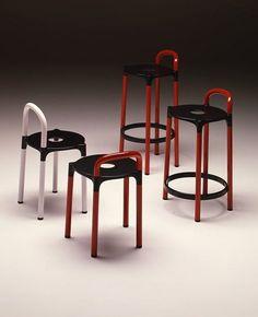 Anna Castelli Ferrieri's Plastic Fantastic