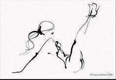 Мастер лаконичных линий Франсуа Дабо (Francois Dubeau)