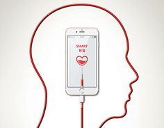 """Check out new work on my @Behance portfolio: """"blood donation poster """"charge a love"""" design by henny"""" http://on.be.net/1OKOL8n"""