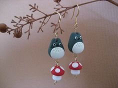 Image result for sculpey earrings