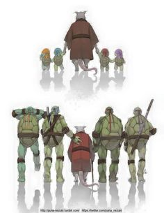 Show the turtles some love.