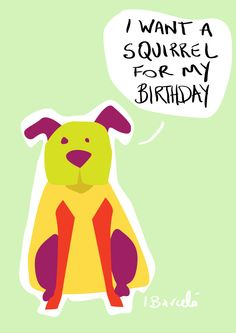 Birthday wishes- Ignacio Barcelo