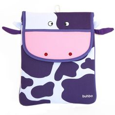 Coco The Cow iPad Case now featured on Fab.