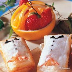 鳳尾土司蝦片食譜 - 頭足類及軟體族類料理 - 楊桃美食網 專業食譜