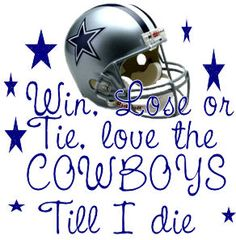 Create and share i love the dallas cowboys graphics and comments with friends.