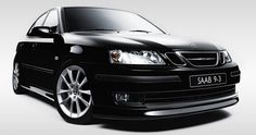 saab 9-3.. Need to clean my rims... My car could look like this