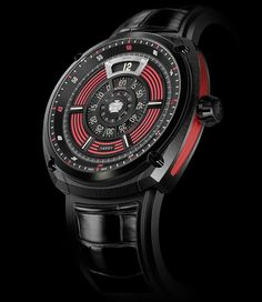 Master Horologer: SAVOY Epic Single Time Automatic Vault Series