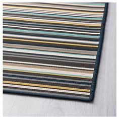 IKEA - KÄRBÄK Rug flatwoven, in/outdoor multicolor indoor/outdoor Patio Ikea, Ikea Outdoor, Patio Table, Outdoor Rugs, Indoor Outdoor, Outdoor Spaces, Dining Table, Affordable Rugs, Affordable Furniture