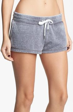 BP. Undercover 'Gym Class' Shorts (Juniors) | Nordstrom