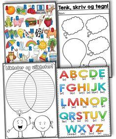 Ord- og bildekort: en gavepakke for TPO Bullet Journal, Kids Rugs, Cards, Kid Friendly Rugs, Maps, Playing Cards, Nursery Rugs