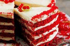 Receita de Bolo red velvet especial em receitas de bolos, veja essa e outras receitas aqui!