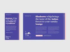 Illuminati Ice 006 — Responsive Desktop + Mobile by Daniel Montgomery - Dribbble Web Design, Page Design, Sketch Design, Design Concepts, Design Design, Motion Design, Retro Logos, Vintage Logos, Ui Web