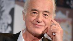 Jimmy Page, der Gitarrist der britischen Band Led Zeppelin/ http://www.zeit.de/2014/22/jimmy-page-led-zeppelin